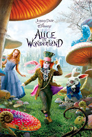 Alice In Wonderland 2010 English 720p BRRip Full Movie Download