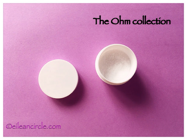 Desodorante natural The OHM collection cosmética natural