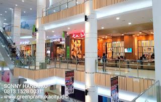 Mall (Green Pramuka Square)
