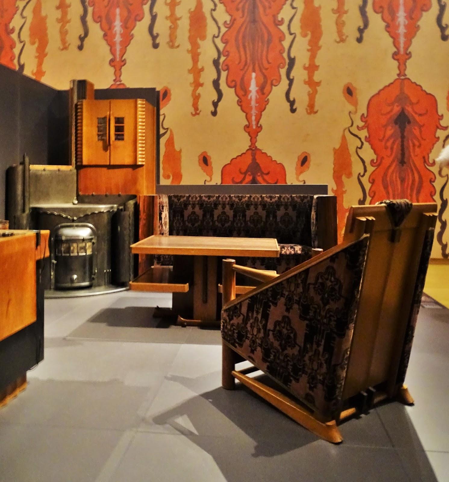 ontwerpen voor het interieur 1910 1930