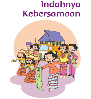 Buku Untuk Guru Dan Siswa SD Kelas 4 Kurikulum 2013