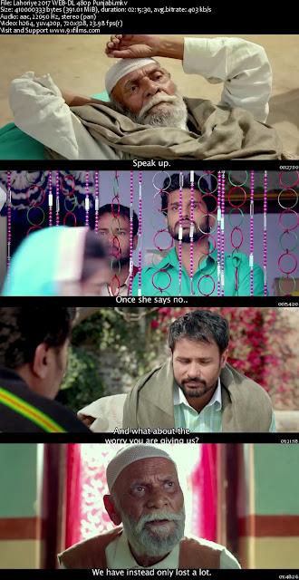 Lahoriye 2017 WEB-DL 480p Punjabi