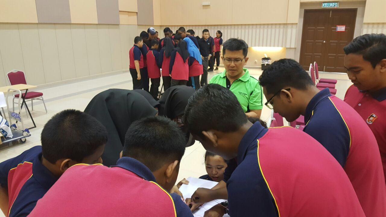 Smk Tanjong Bunga Leadership Amp Team Building Training Kdu