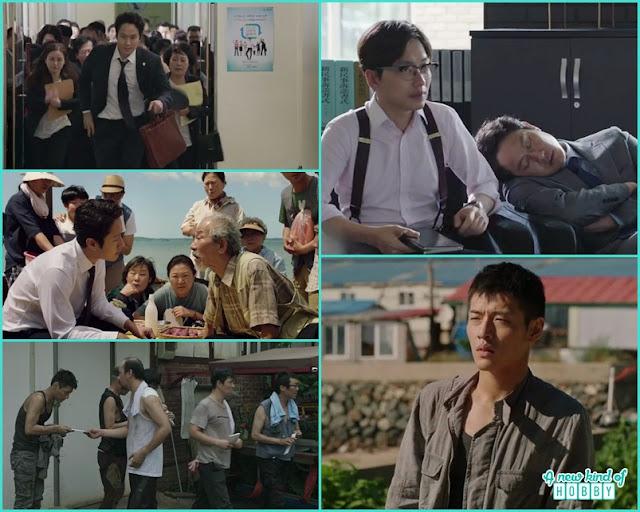 Kang Ha Neul The Witness Turned into Criminal - New Trial Korean Movie 2017