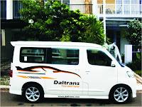 Jadwal Daltrans Travel Bandung - Semarang PP