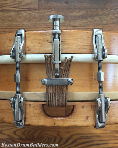 F. E. Dodge Direct Snare Strainer