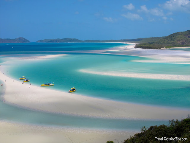 Whitesundays Islands