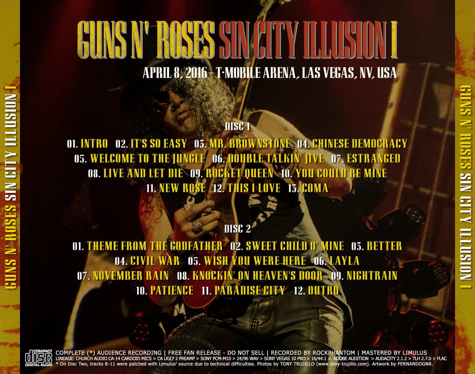 guns and roses albums mp3 free download