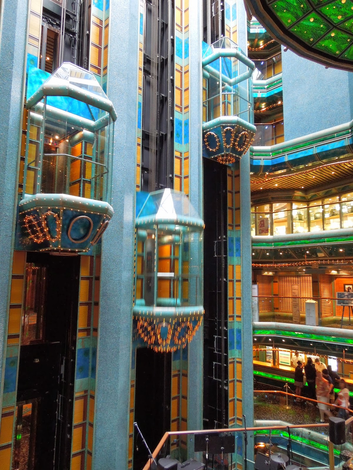 atrium elevators