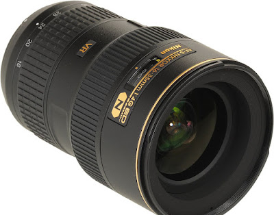 Nikon AF-S 16-35mm f/4G ED VR nikon fx lens