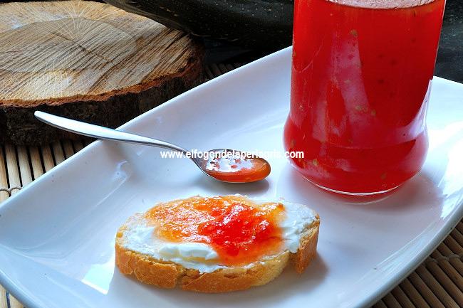 Mermelada de tomates