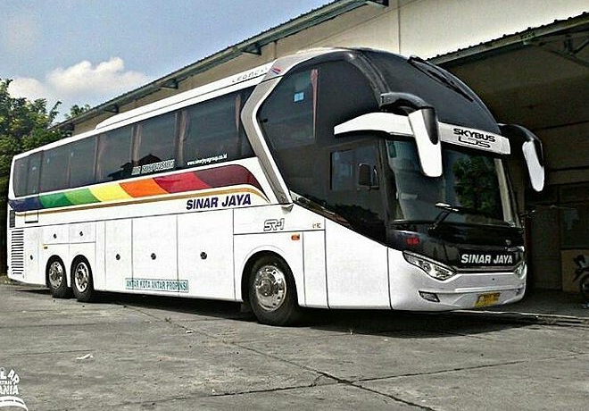 Bus Jakarta Ke Klaten Po Sinar Jaya Jadwal Tarif