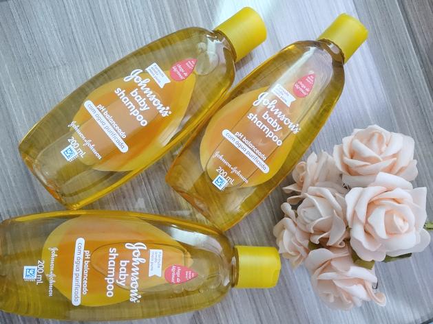 Shampoo Johnson's e suas mil e uma utilidades