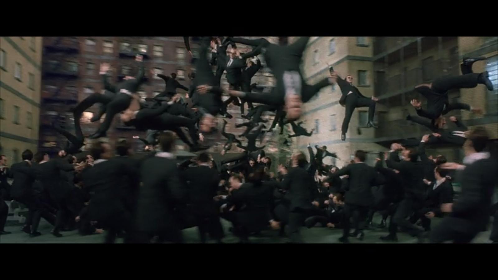 Aom Movies Et Al The Matrix Reloaded 2003