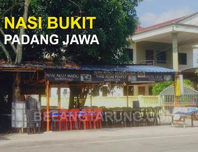 Nasi Bukit Viral Ayam Penyet Padang Jawa Selangor