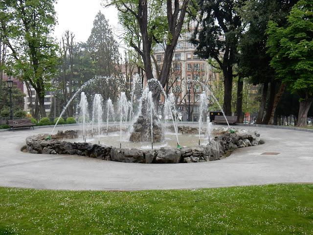 Campo de San Francisco, Oviedo, La Vetusta, España, Elisa N, Blog de Viajes, Lifestyle, Travel
