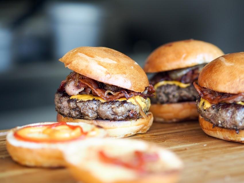 Burgers Food