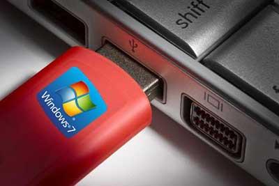 Cara Install Laptop Dengan Flashdisk