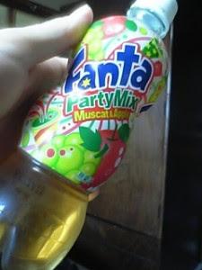 Fanta Party Mix
