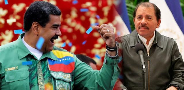 La difícil labor de sacar al socialismo del poder, Nicaragua y Venezuela: noticia del día