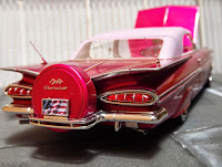Chevy 1959 Lowrider - Revell 1/25
