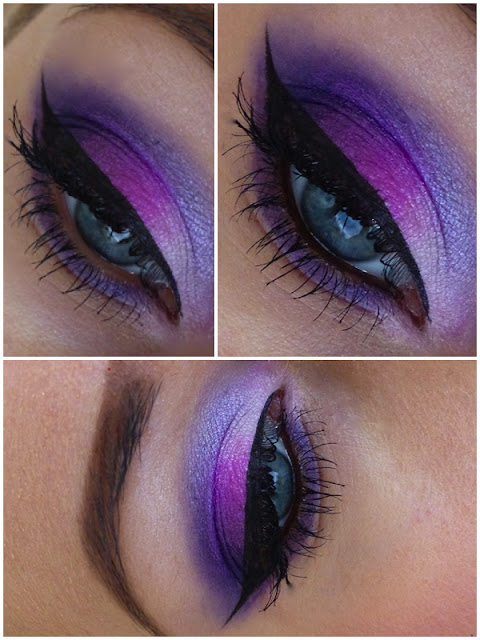 Valentine's Make-up and Hairstyle