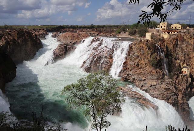 Cachoeira de Paulo Afonso – BA-AL