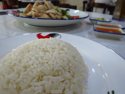 Uncle Chicken, chicken rice