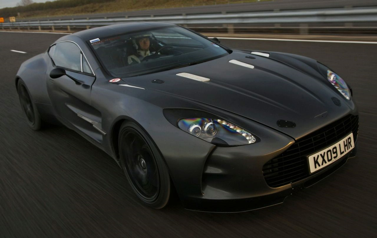 World Of Cars Aston Martin One 77 Images
