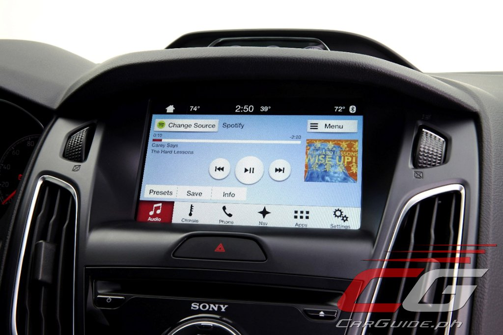 8 Things You Should Know About Ford SYNC | Philippine Car