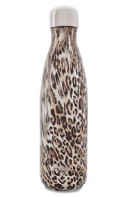 Click here to buy S'Well 'Textile Collection - Khaki Cheetah' Stainless Steel Water Bottle for the perfect mother's day gift!