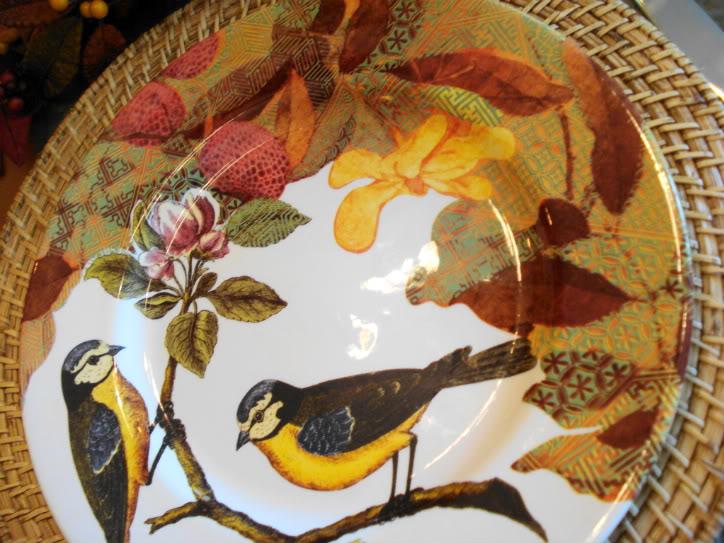 Autumn Graphics Picture Autumn Dinnerware