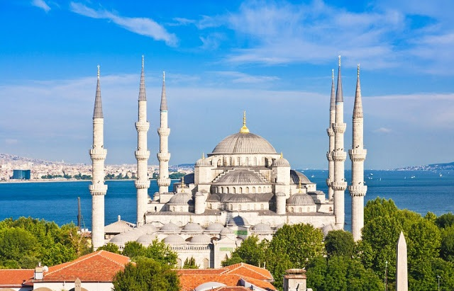 Visitar os pontos turísticos de Istambul na Turquia