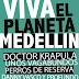 DOCTOR KRAPULA PRESENTA FESTIVAL VIVA EL PLANETA EN MEDELLÍN 1 DE JULIO DE 2017