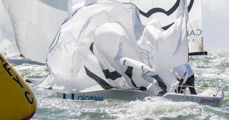 Alcatel J/70 World Championship: Dopo due giornate Calvi Network è quarto