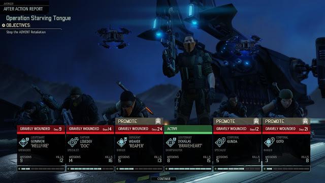 Screenshot from XCOM 2