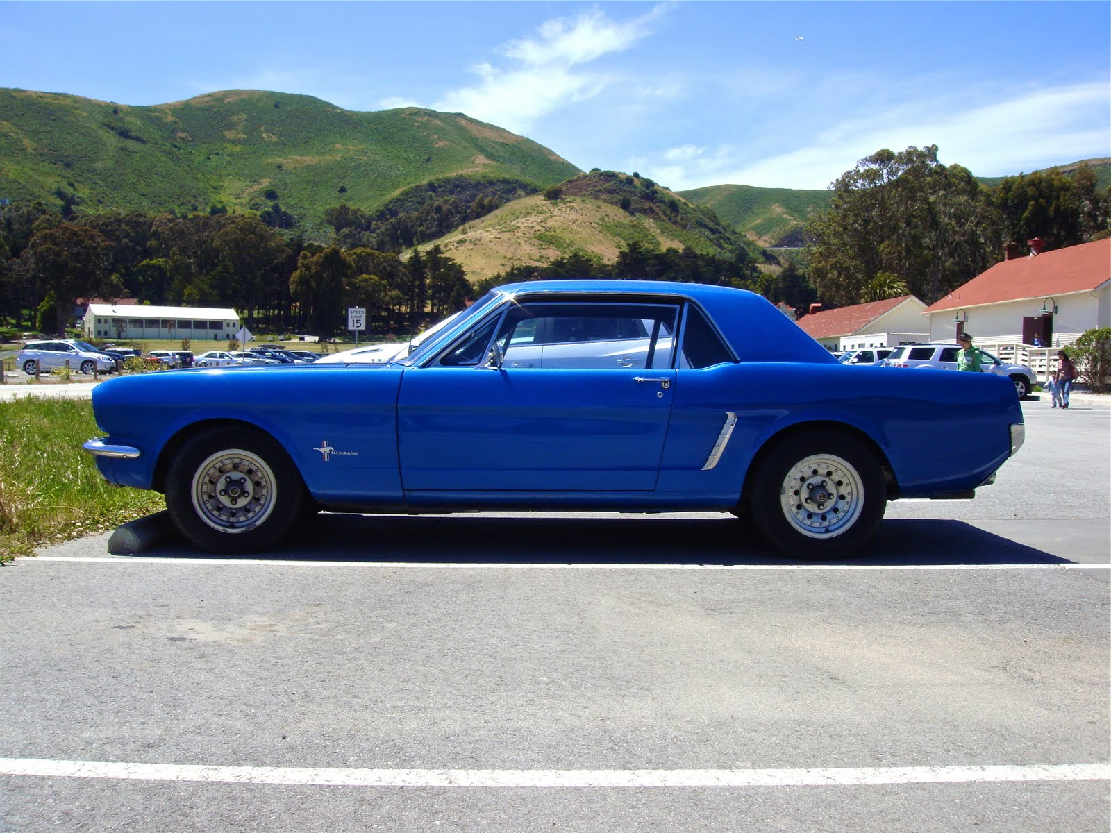 the street peep 1965 ford mustang. Black Bedroom Furniture Sets. Home Design Ideas