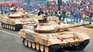 Tank T-90 India