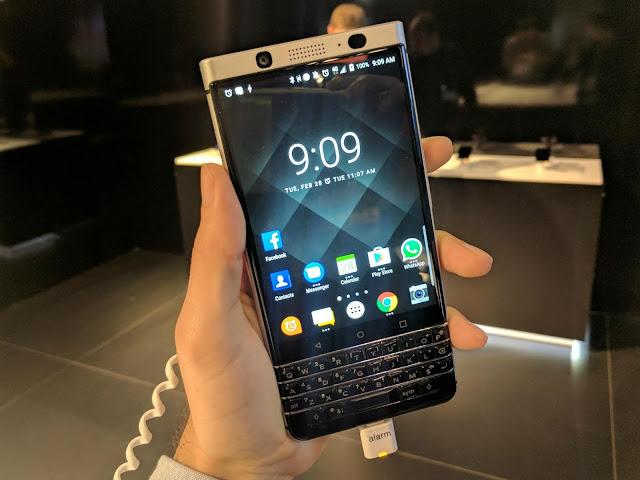 Blackberry Keyone Mobile Full Specs