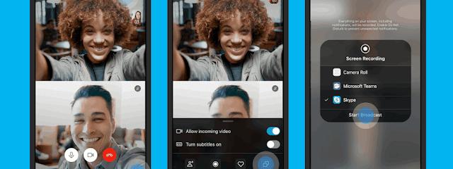 ستسمح سكاى بى قريبًا بمشاركة الشاشة أثناء المكالمات على أندرويد و iOS الهواتف الذكية
