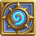 Hearthstone card game icon