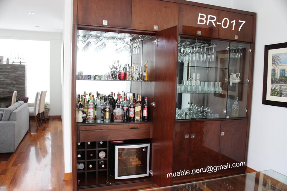 MUEBLE PERU: MUEBLE BAR