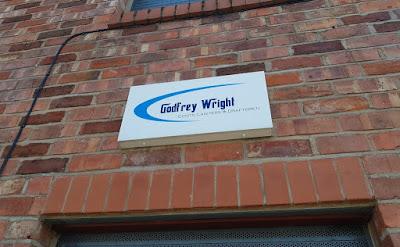 Godfrey Wright in Edgeley, Stockport