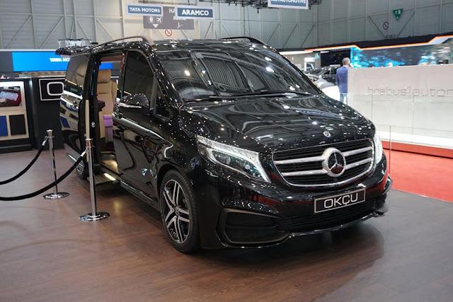 Mercedes-Benz V-Class Treasure Edition giá 6,5 tỷ VNĐ