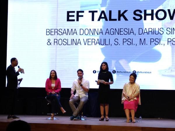 Mencetak Generasi Multilingual Bersama EF