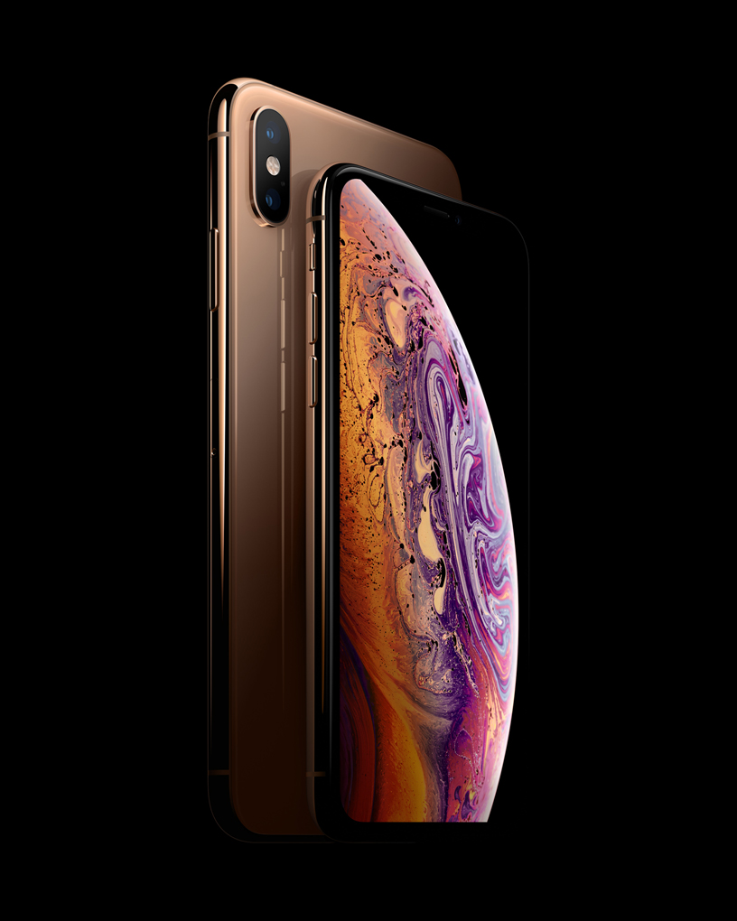 Apple iPhone Xs Max in Gold
