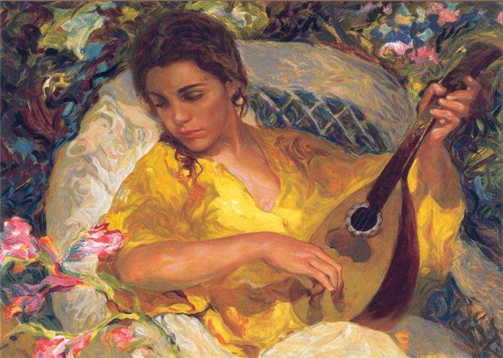 Jose Royo, 1941 ~ Spanish Impressionist painter | Tutt'Art ... Hispanic Painters Famous