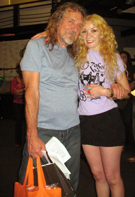 Robert Plant Roxy Indica 2012