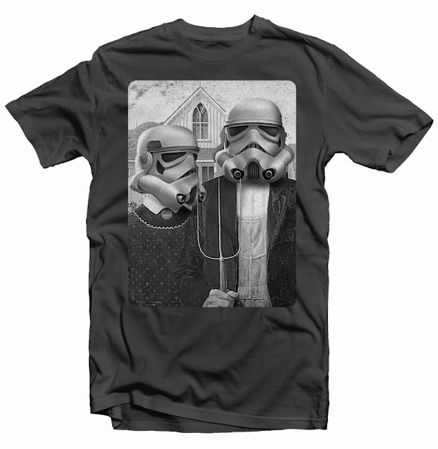 star wars tshirt design