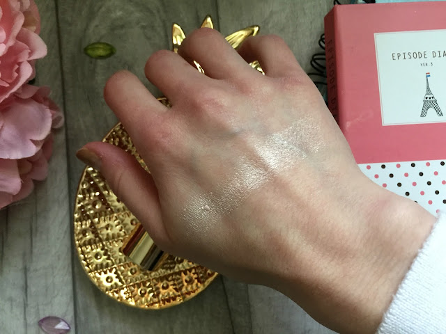 primark ps highlighter swatch
